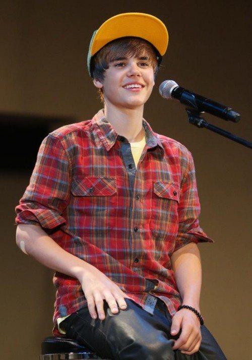 Justin Bieber sesso gay pic doppio Asiatico Pompino