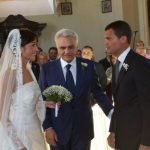 Le nozze tra Mara Carfagna e Marco Mezzaroma