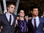 Gli attori di Breaking Dawn | ©  Kevin Winter / Getty Images