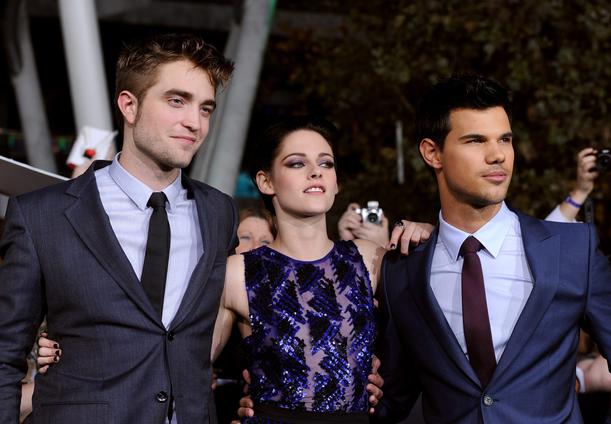 Gli attori di Breaking Dawn | ©  Kevin Winter / Getty Images