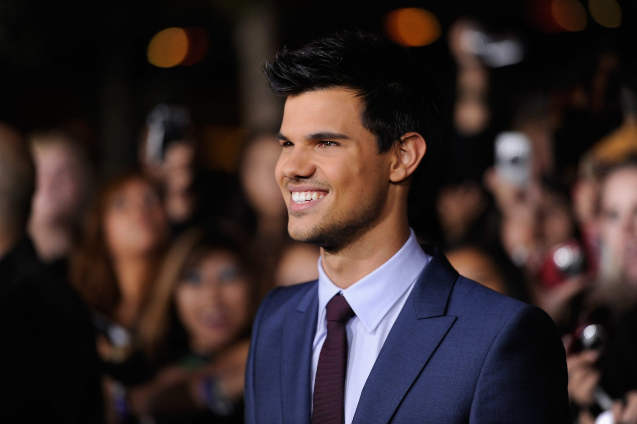 Taylor Lautner | © Frazer Harrison / Getty Images