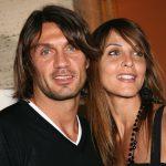 Paolo Maldini e Adriana Fossa | © Vittorio Zunino  / Getty Images