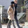 Ryan Gosling e Eva Mendes © VanityFair