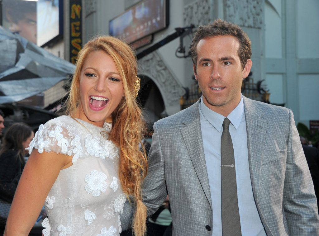 Blake Lively e Ryan Reynolds | © Alberto E. Rodriguez / Getty Images