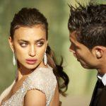 Irina Shayk e Cristiano Ronaldo | © Carlos Alvarez / Getty Images