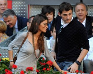 Iker Casillas e Sara Carbonero   © Jasper Juinen/ Getty Images