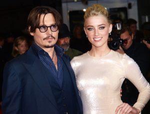 Johnny Depp e Amber Heard | © MAX NASH / Getty Images