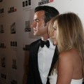Jennifer Aniston e Justin Theroux | © Frederick M. Brown / Getty Images
