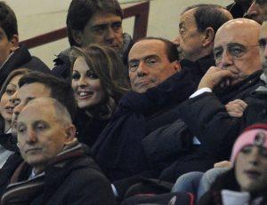 SIlvio Berlusconi e Francesca Pascale |© Claudio Villa/Getty Images