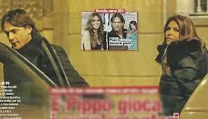 Alessia Ventura e Pippo Inzaghi | ©Novella 2000