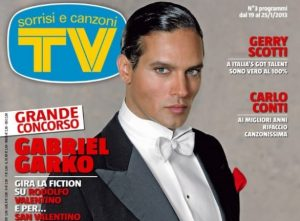 Gabriel Garko |© Tv sorrisi e canzoni