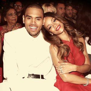 Chris Brown e Rihanna | © Getty Images