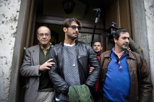 Fabrizio Corona |©PATRICIA DE MELO MOREIRA/ Getty Images