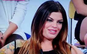 Francesca del Taglia in tv