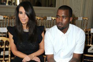 Kim Kardashian e Kanye West   © Pascal Le Segretain / Getty Images