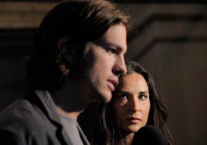 Ashton Kutcher e Demi Moore | © Jemal Countess / Getty Images