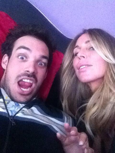 Guendalina Canessa e Luca Marin   Facebook Official