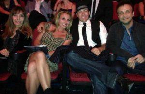 Britney Spears e David Lucado | © Twitter