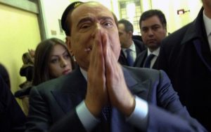 Silvio Berlusconi   © OLIVIER MORIN / Getty Images