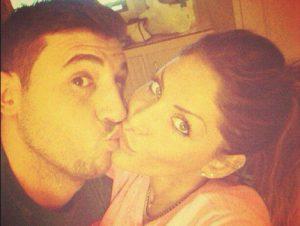 Guendalina Tavassi e Umberto D'Aponte | Facebook