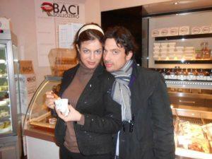 Sara Tommasi e la sua nuova fiamma, Stefano Ierardi.