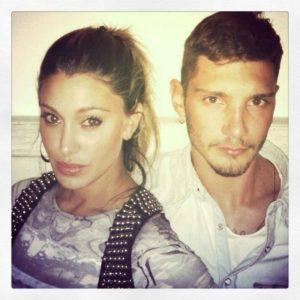 Belen Rodriguez e stefano De Martino   © Facebook
