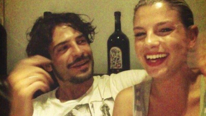 Marco Bocci e Emma Marrone | © Twitter