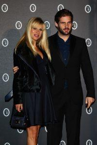 Michelle Hunziker e Tomaso Trussardi | ©  Vittorio Zunino  / Getty Images