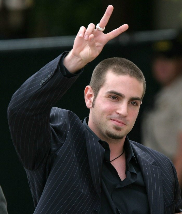 Wade Robson nel 2005 | © Connie Aramaki / Getty Images