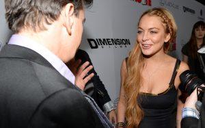 Lindsay Lohan|©  Michael Buckner/Staff/Getty Images