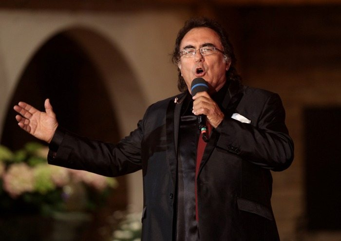 Albano Carrisi | © Miguel Villagran / Getty Images