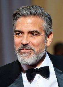 George Clooney   © Frazer Harrison / Getty Images