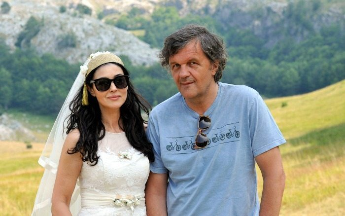 Monica Bellucci e Emir Kusturica | © AFP / Getty Images