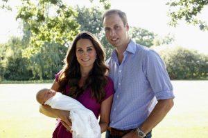Il primo ritratto ufficiale del Royal Baby | © Handout / Getty Images