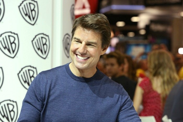 Tom Cruise   © Handout / Getty Images