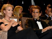Scarlett Johansson e Romain Dauriac | ©  Pascal Le Segretain / Getty Images