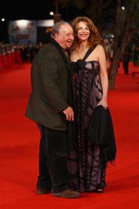Tinto Brass e Caterina Varzi  | ©  Vittorio Zunino Celotto /Getty Images