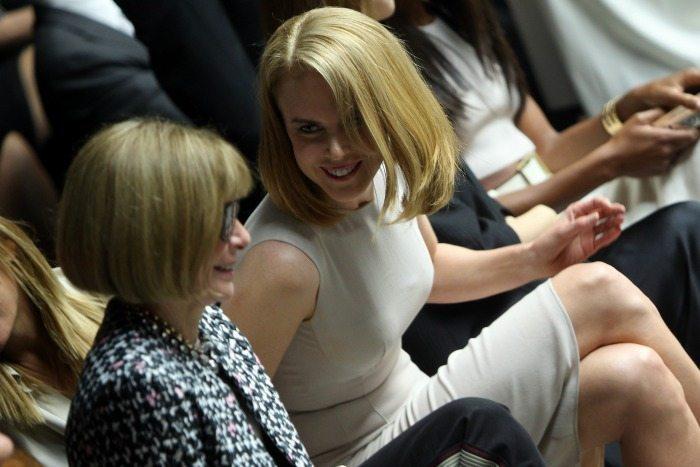 Anna Wintour e Nicole Kidman | © AFP / Getty Images
