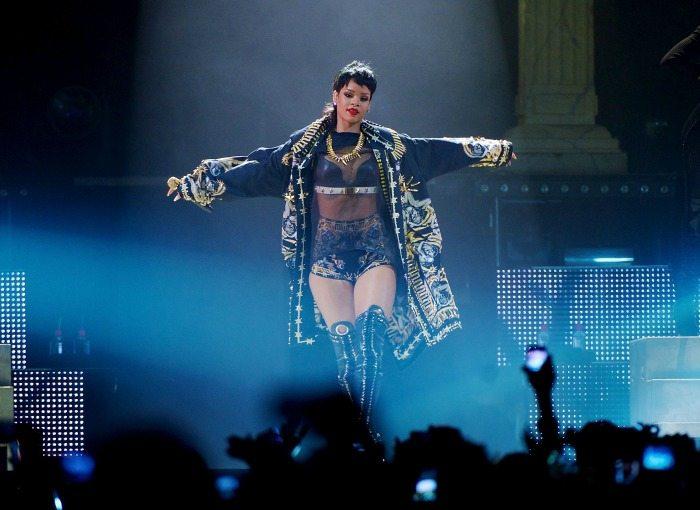 Rihanna   © Stefan Gosatti / Getty Images