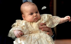 Royal Baby  © JOHN STILLWELL,ANDREW COWIE/AFP/AFP/ Getty Images