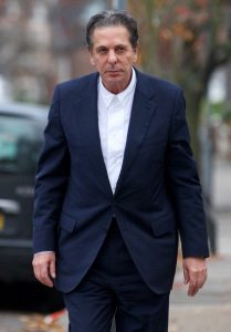 Charles Saatchi ex marito di Nigella Lawson   © ANDREW COWIE/AFP / Getty Images