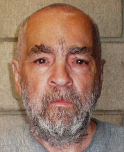 Charles Manson a Corcoran nel 2009   © Getty Images