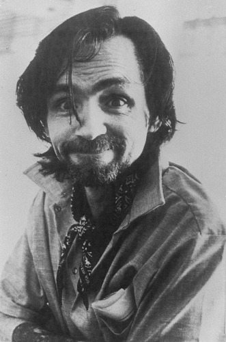 Charles Manson   © Getty Images