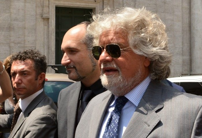 Beppe Grillo | © Alberto Pizzoli / Getty Images