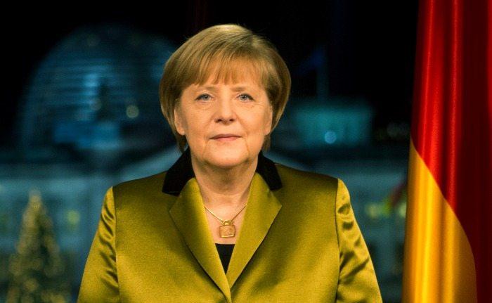 Angela Merkel   © DAVID GANNON / Getty Images