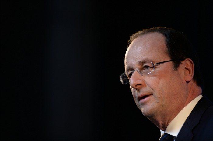 Francçois Hollande | © FILIPPO MONTEFORTE / Getty Images