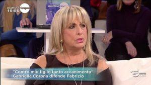 Gabriella Corona in tv