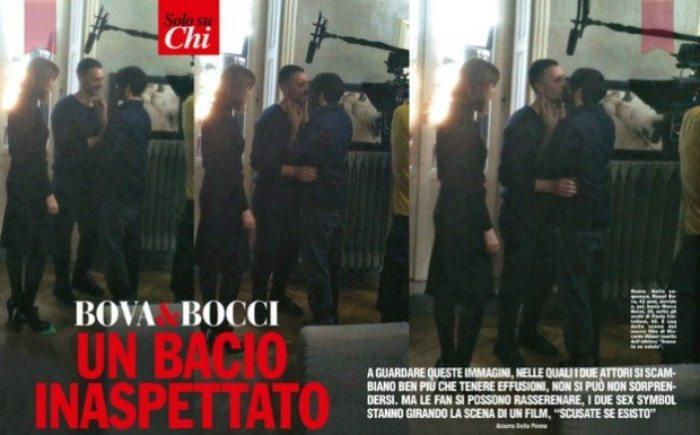 Raoul Bova e Marco Bocci | © Chi