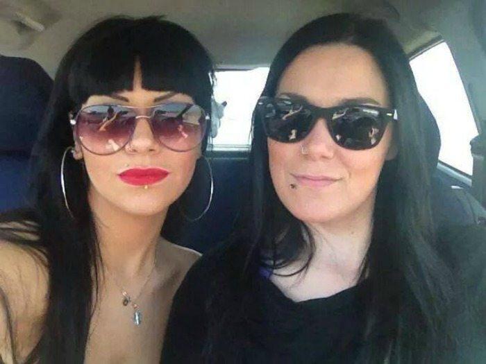 Mia e Giada Cellini | Facebook