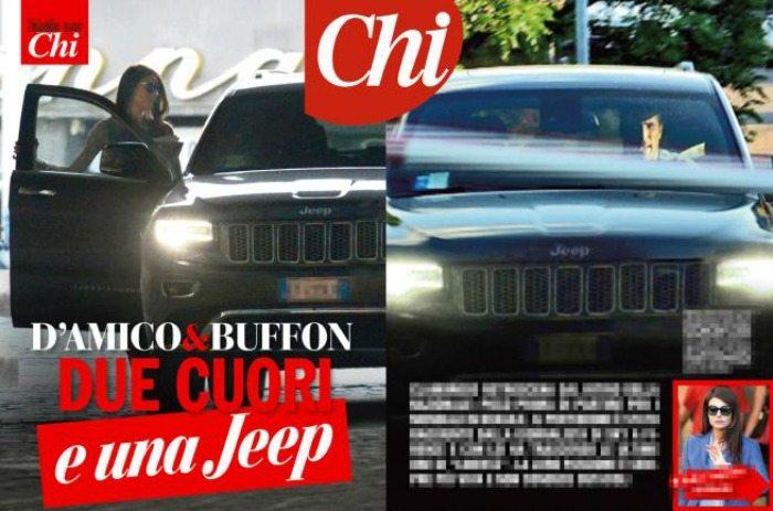 Ilaria D'Amico e Gigi Buffon | Chi